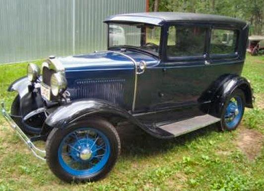 1930 Ford Tudor & Ford Tudor markmcfarlin.com