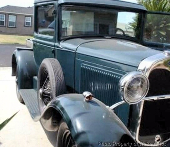 Photo of 1930 Ford Model A Pickup Truck