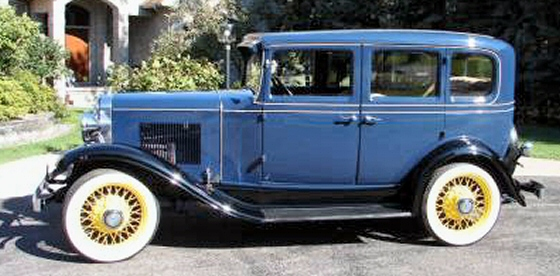 1931 chevy independence 4 dr sedan professionally restored for 1931 chevrolet 4 door sedan