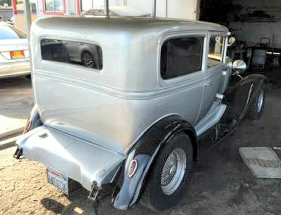 Photo of 1931 Chevy Coupe Street Rod