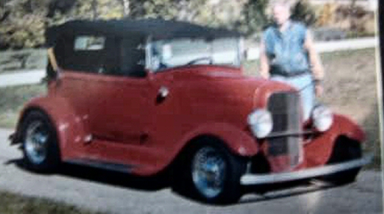 Photo of 1931 FORD 2 DR PHAETON STREET ROD WITH FIBERGLASS BODY