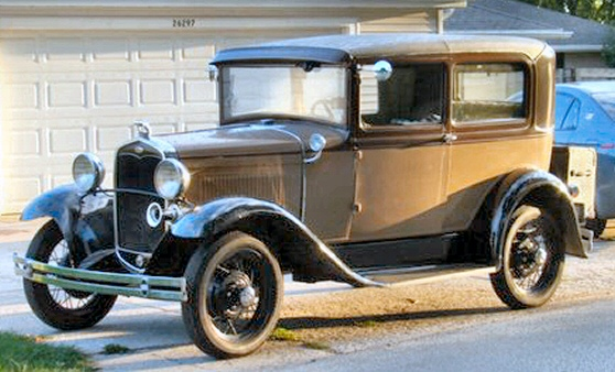 Photo of 1931 Ford 2DR Sedan