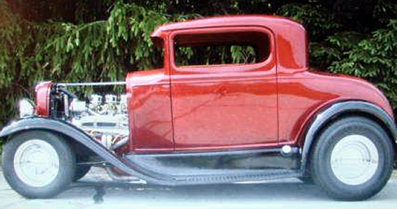 Photo of 1931 FORD RARE 3 WINDOW COUPE ROD