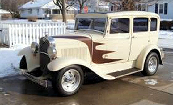 Photo of 1931 FORD 4 DR SEDAN HOT  ROD