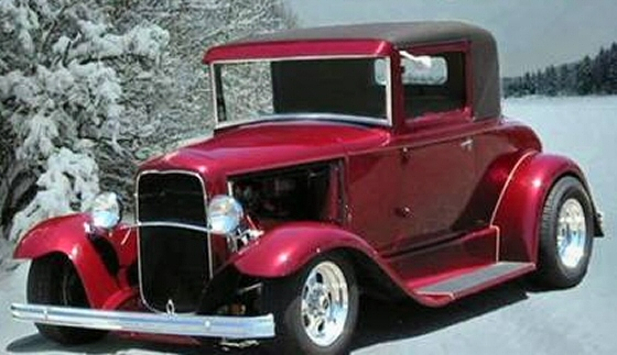 Photo of 1931 FORD COUPE  Street Rod