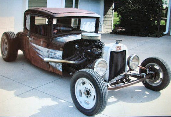 Photo of 1931 FORD 5 WINDOW COUPE STREETROD