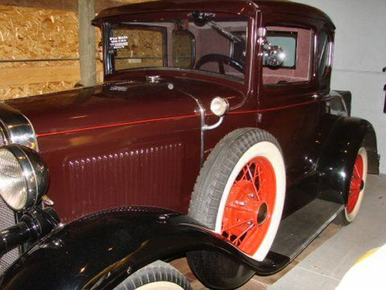 Photo of 1931 FORD DELUXE MODEL A FORD COUPE ALL STOCK