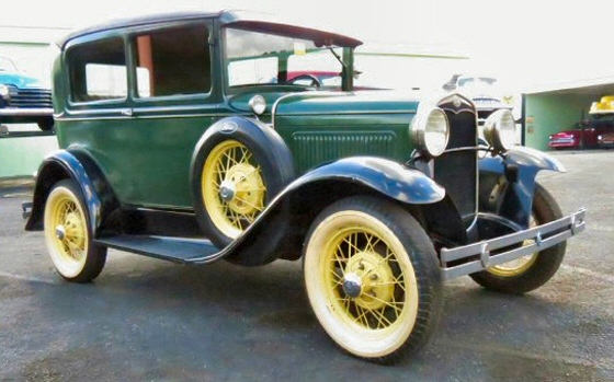 Photo of 1931 Ford Model A Two Door Sedan