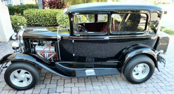 Photo of 1931 Ford Model A Custom 2 DR Street Rod