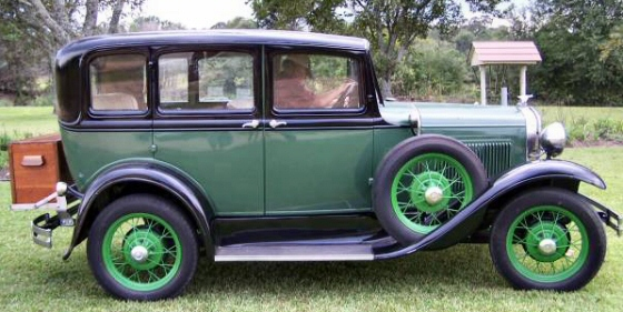 Photo of 1931 Ford Model A 4 DR Sedan Restored