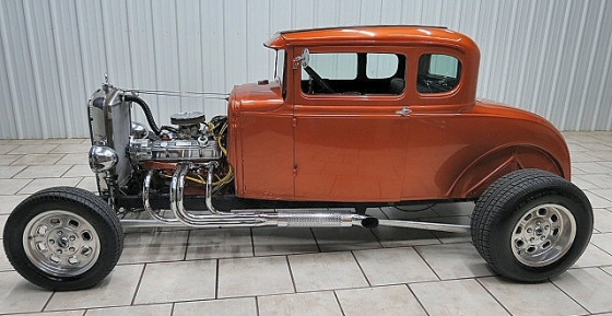 Photo of 1931 Ford Model A Coupe 
