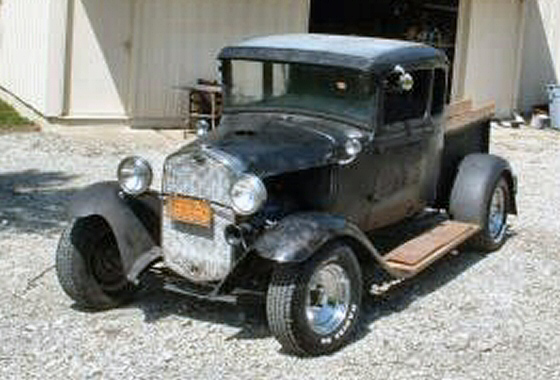 Photo of  1931 Ford Model A Pickup Conversion Street Rod
