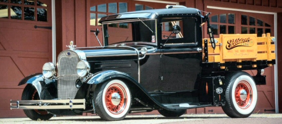 Photo of 1931 Ford Model A Stake Bed Utility Truck Hot Rodded