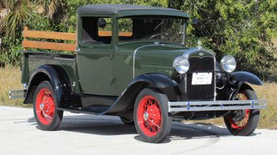 Photo of 1931 MODEL A WIDE BED  PICKUP TRUCK