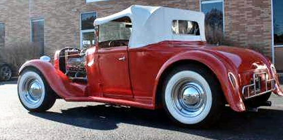 Photo of 1931 FORD ALL STEEL  OLD SCHOOL ROADSTER  ROD