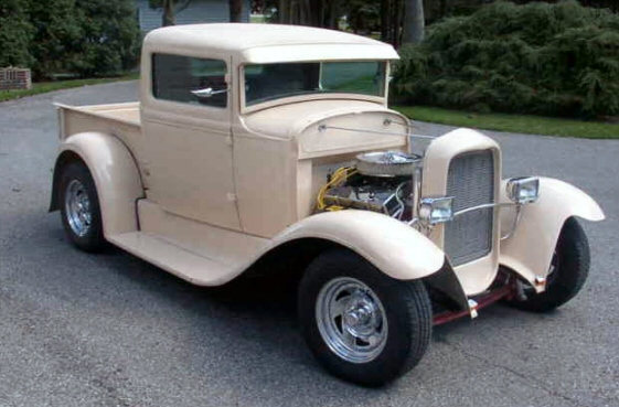 Photo of 1931 Ford Pickup Street Rod