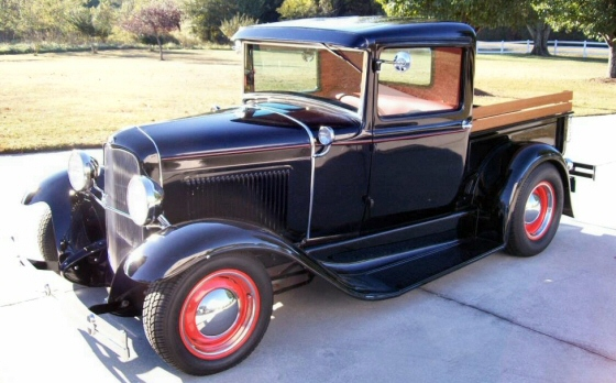 Photo of 1931 Ford 1/2 Ton Pickup All Steel Street Rod