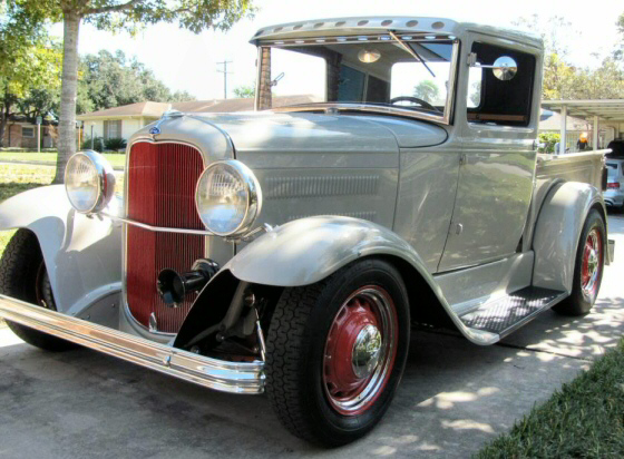Photo of  1931 FORD HOTROD MODEL A PICKUP TRUCK