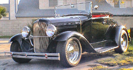 1931 Ford Roadster