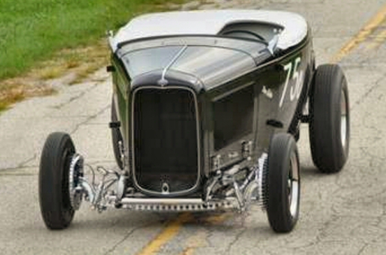 Photo of 1931 FORD ROADSTER STREET ROD WITH TRIPOWER