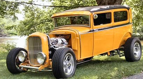 Photo of 1931 Ford 2 DR Street Rod