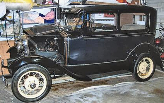 Photo of 1931 FORD TUDOR WITH ONLY 44,000 MILES