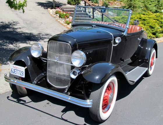 Photo of 1931 Ford A V8 Roadster Old School Rod