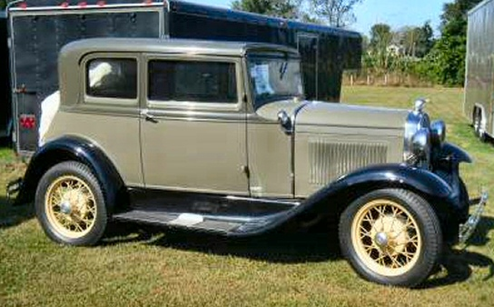 1931 ford victoria for sale