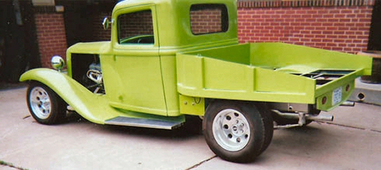 Photo of 1931 REO 1/2 Ton Truck Street Rod