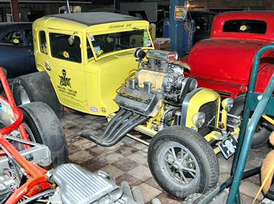 Photo of 1932 Bantam Alter AAF/A Drag Car