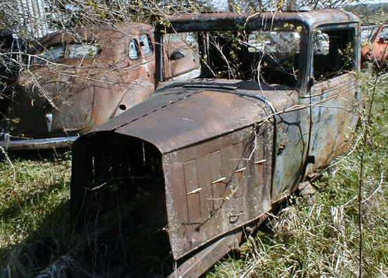 1932 Chevrolet 3 Window Coupe Project