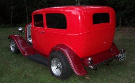 1932 chevrolet 2 door sedan american dream for 1932 chevy 2 door sedan