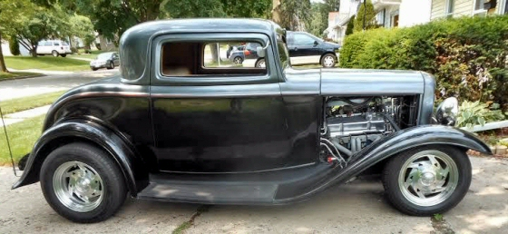 Photo of 1932 FORD 3 WINDOW DEUCE COUPE HIGH END  ROD ALMOST NEW