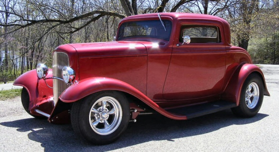 1932 ford 3 window coupe street rod for 1932 ford three window coupe for sale