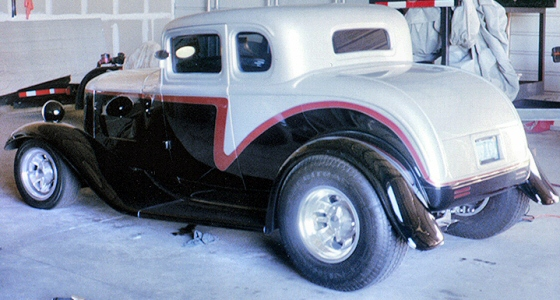 Photo of 1932 Ford 3 Window Coupe All Steel Street Rod