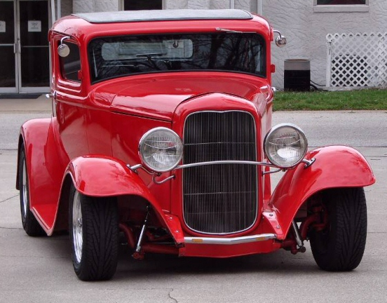 1932 ford steel 5 window coupe street rod for 1932 ford 5 window coupe