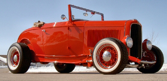 Photo of 1932 Ford Cabriolet Street Rod