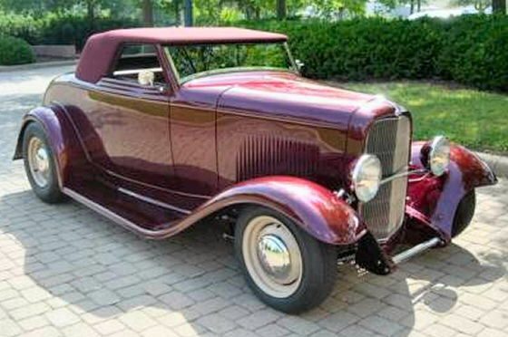 Photo of 1932 Ford Cabriolet Pro Built Street Rod