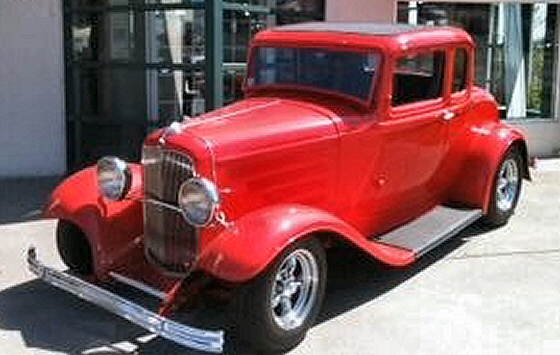1932 ford all steel 5 window coupe high end street rod for 1932 ford 5 window coupe steel body for sale
