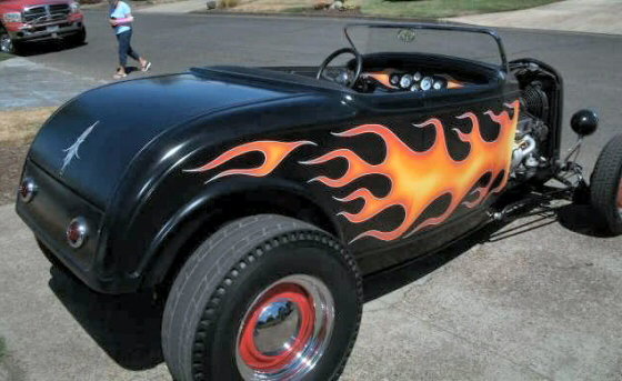 Photo of 1932 Ford Pro Built Gibbons Roadster Street Rod