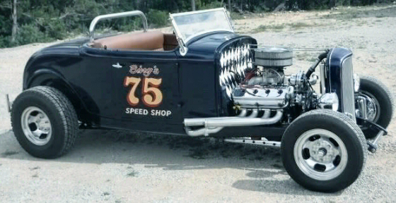 Photo of  1932 Ford High-Boy All Steel Roadster Street Rod With 392 Hemi