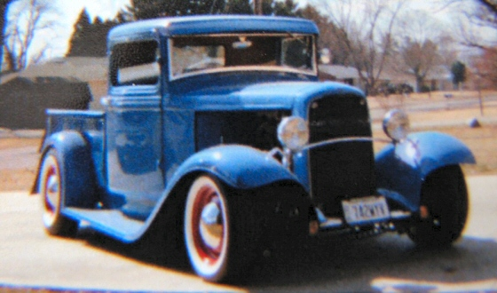Photo of 1932 Ford 1/2 Ton Pickup With  Flathead V8  Restored Barn Find