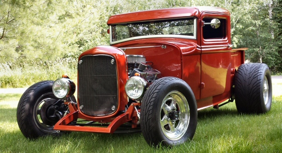 Photo of 1932 Ford All Steel Street Rod Pickup