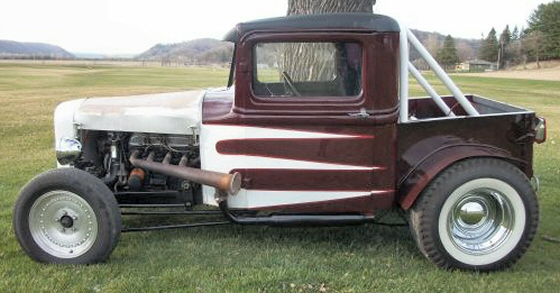 Photo of  1932 Ford Pick Up Street Rod Daily Driver