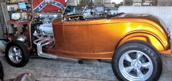 Photo of 1932 Ford Roadster  Fiberglass Street  Rod