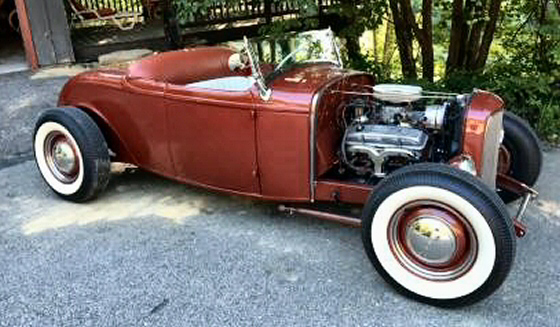 Photo of 1932 Ford  Roadster Steel Street Rod