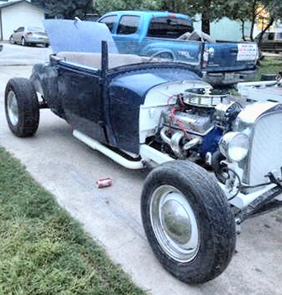 Photo of  1932 FORD T BUCKET ROADSTER STREET ROD