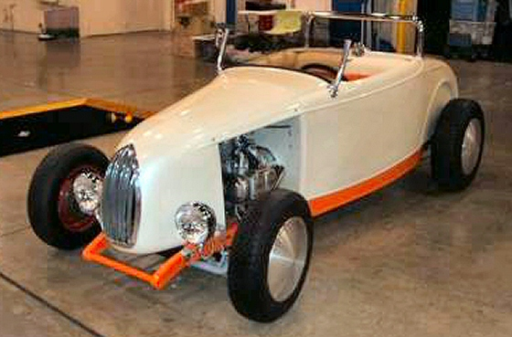 Photo of 1932 Ford Track/Lakes Roadster 3/4 Scale Replica, The HONSTER