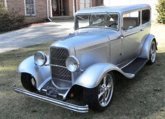 Photo of 1932 FORD TUDOR IMMACULATE ROD