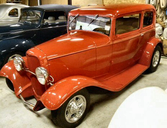 Photo of 1932 Ford Vicky  Street Rod